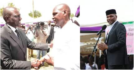 Farouk Kibet, the man behind the mask and password to accessing William Ruto