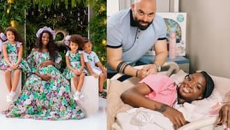 "Former Miss Uganda Dorah Mwima Gives Birth to Fifth Baby: ""It's a Girl"""