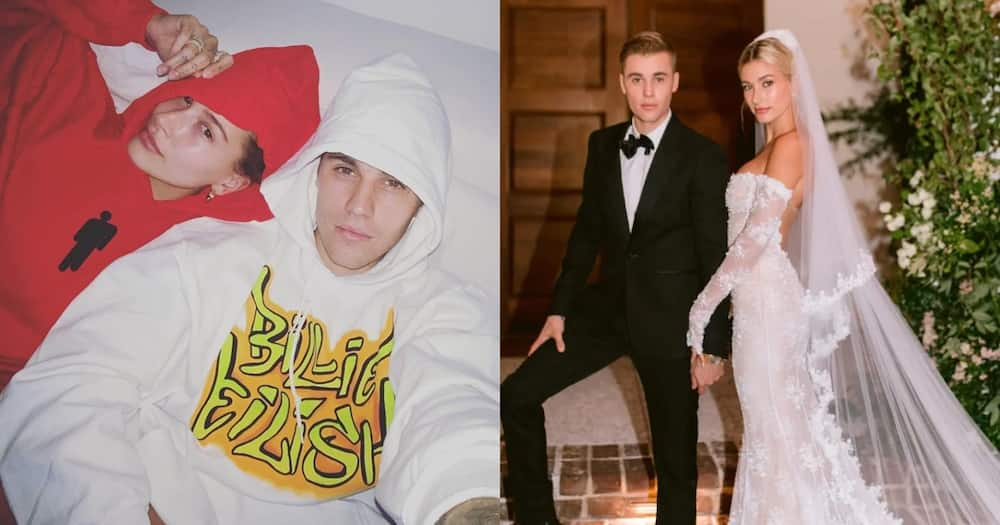 Justin Bieber's Wife Hailey Says They Both Wanted to Get Married Young