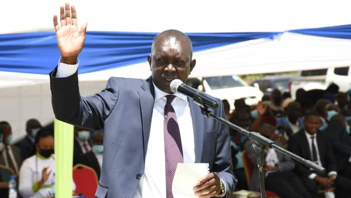Oscar Sudi Says William Ruto and Raila Odinga Are the Only Horses in 2022 Presidential Race