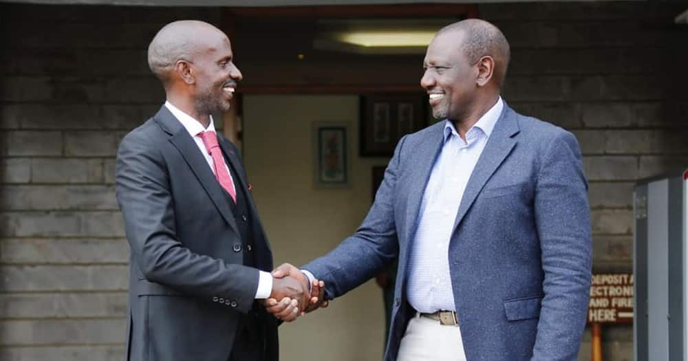 Wilson Sossion is an ODM-nominated lawmaker.
