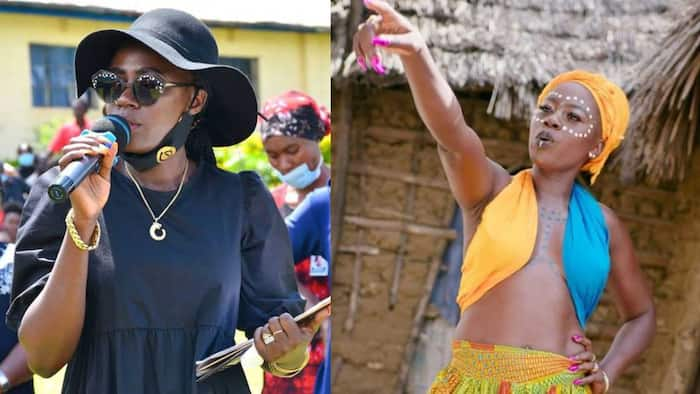 Akothee Laments after Family Accuses Her of Being Illuminati Member Following Sister-In-Law's Death