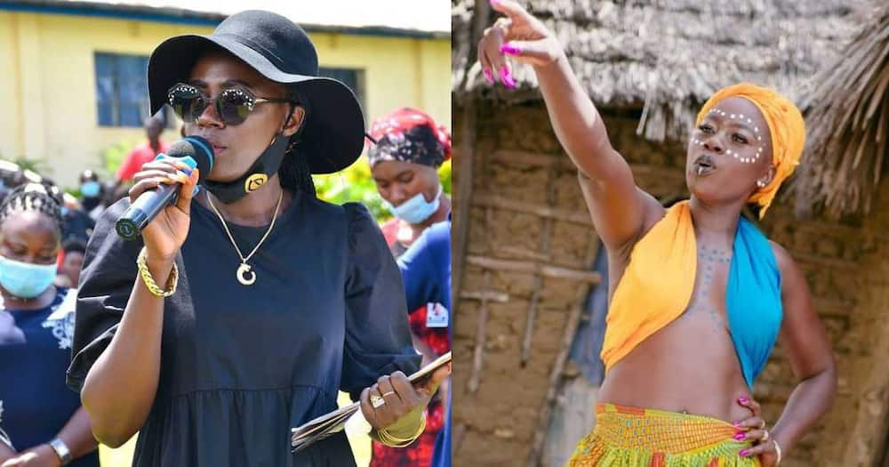 Akothee Laments After Family Accuses Her of Being Illuminati Following Sister-In-Law's Death