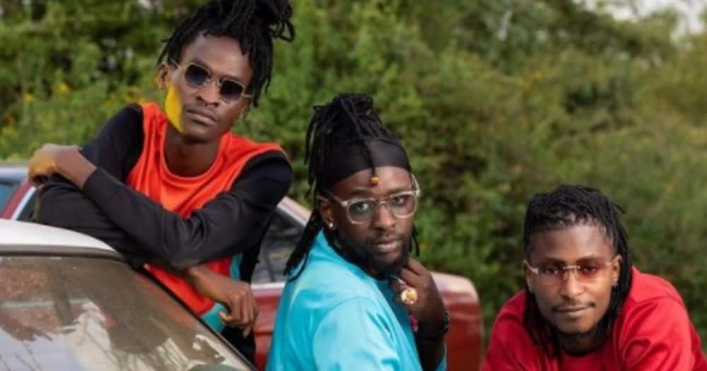 H_art the band is making waves with their latest jam, My Jaber, which they say Jalang'o paid for styling in it.