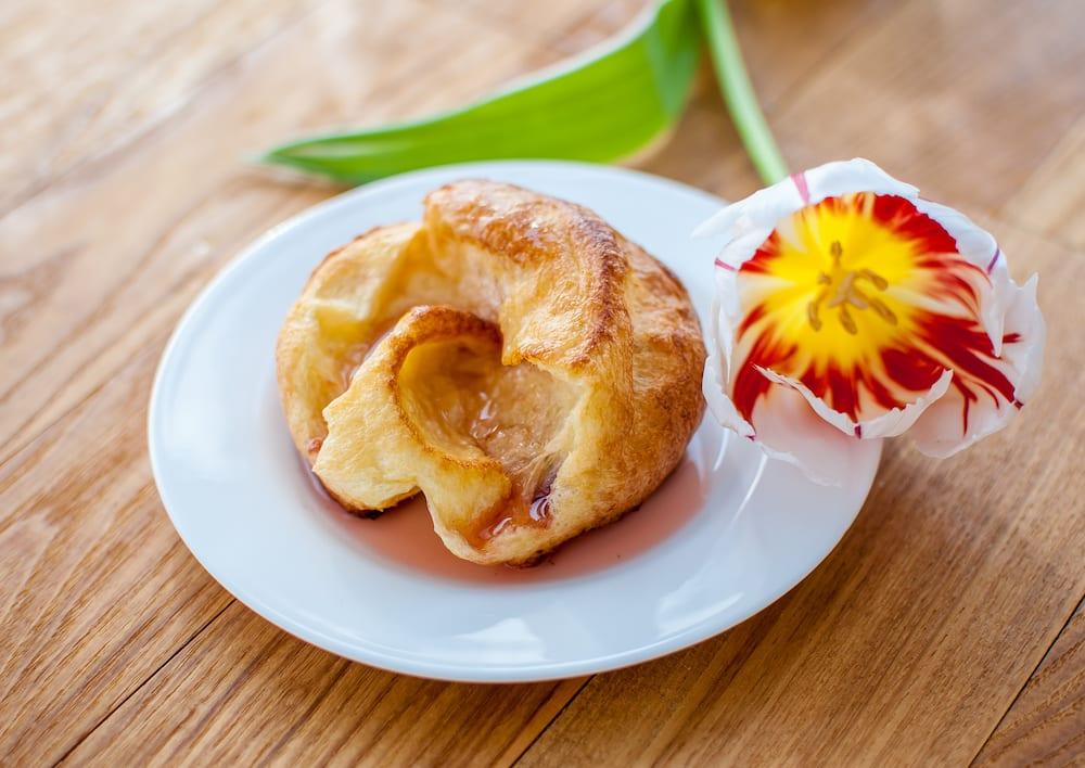 vegan Yorkshire pudding recipe