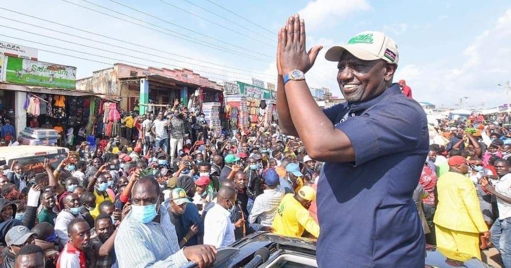 Deputy President William Ruto.Photo: William Ruto.