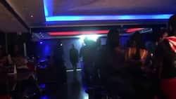 Kisanga Mademu Watatu Kuraruana Kilabuni Wakibishania DJ