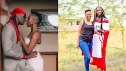 Singer Wahu Shuts Down Claims She Is Expecting Third Child