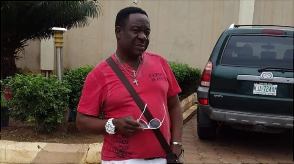 Landlord Mr Ibu Spotted Taking Drastic Actions Against His Tenants Who Are Not Chelsea Supporters