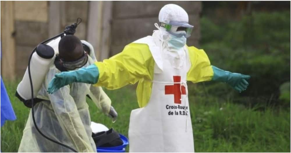 Second person dies of Ebola in Uganda, 10 cases reported