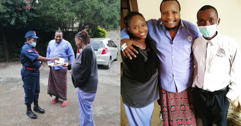 Mother-in-law actor Mustafa overjoyed as family, friends visit him in hospital on birthday