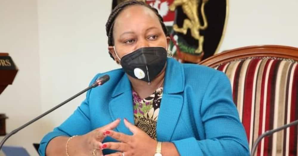 Gavana Anne Waiguru kwenye picha ya awali. Picha: Anne Waiguru