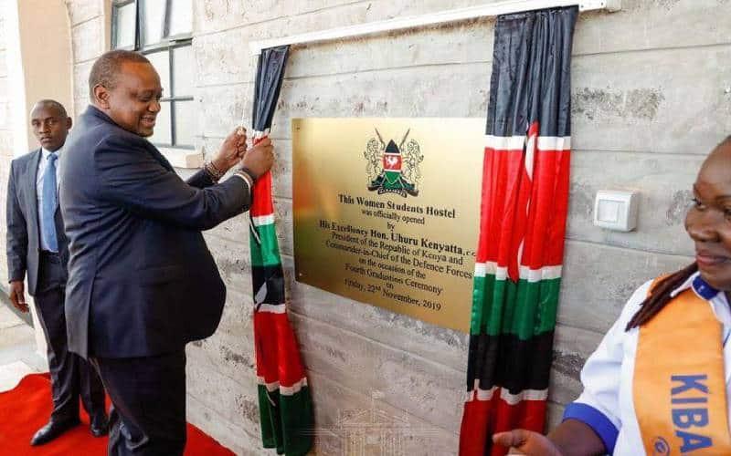 Msipinge kitu ambacho bado hamjakiona, Uhuru awaambia maadui wa BBI