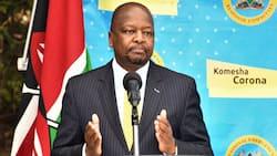 COVID-19 in Kenya: Health CS Mutahi Kagwe Lists 9 New Hotspots