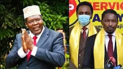 "Miguna hilariously coins new name for Mwangi Kiunjuri's new party TSP: ""Tuko Sote Pamoja"""