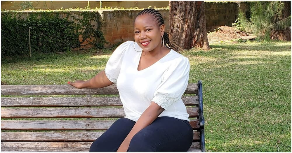 Lynn Ngugi said her mother will always be her role model because she gave up everything for her daughters.