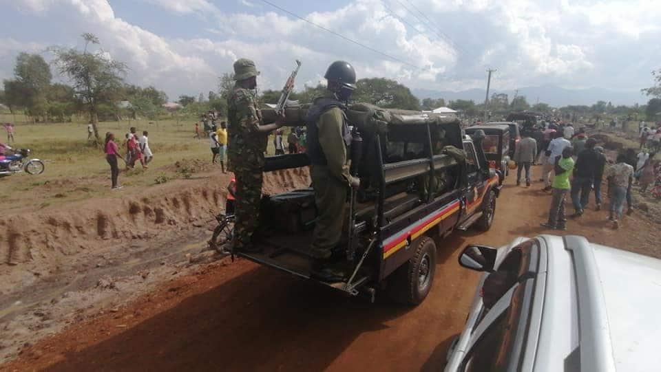 Abenny Jachiga: Emotions run high as hundreds escort body of Ohangla muscian for burial