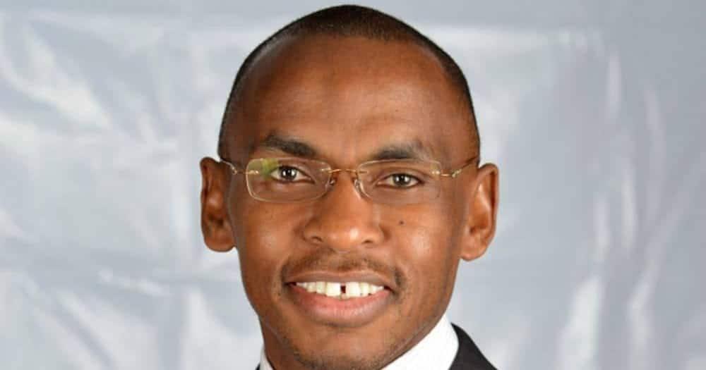 Safaricom CEO Peter Ndegwa. Photo: Peter Ndegwa.