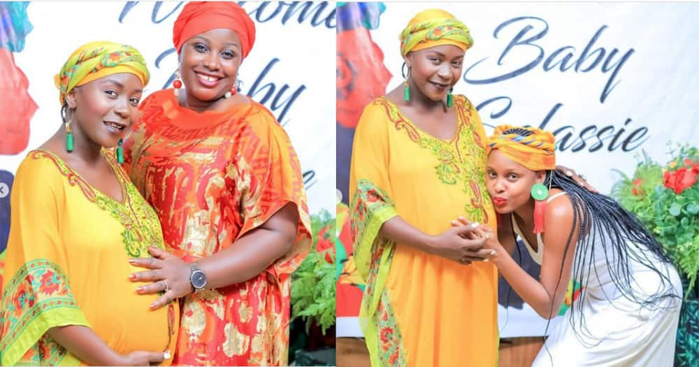 Anne Kansiime Discloses She Nearly Delivered Son During Baby Shower