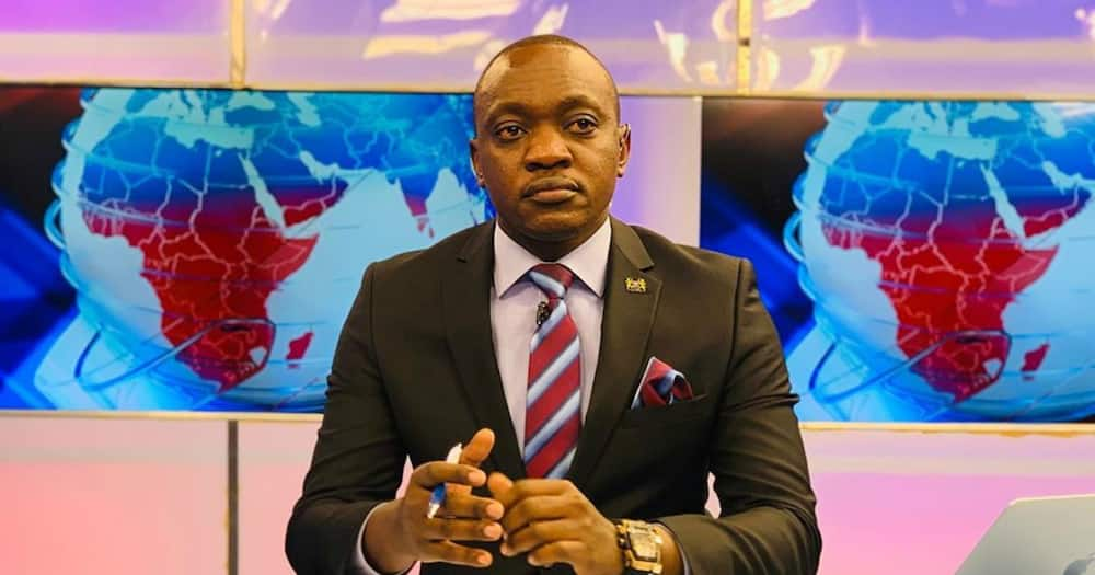 Ken Mijungu unveils own startup company days after being fired from NTV