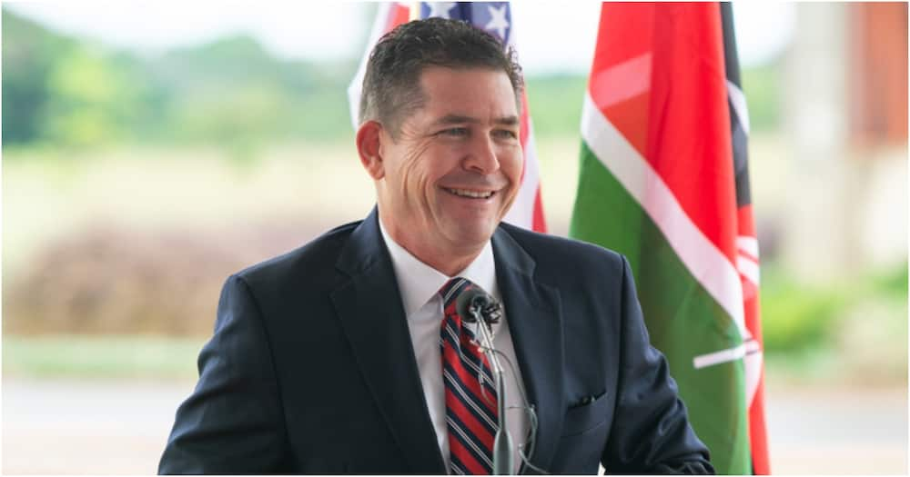 Kenyans praise outgoing US ambassador Kyle McCarter, say he was easily accessible