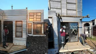 Photos of Fancy Double Storey Shack Elicits Reactions on Social Media