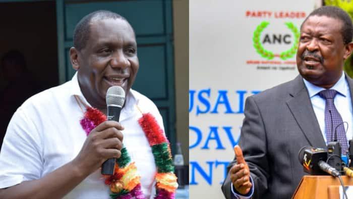 Kenya Needs Musalia Mudavadi as Next President to Fix Economy, Sabatia MP Agoi