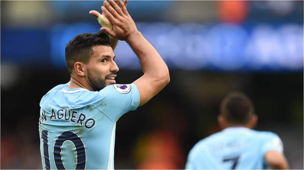 Video Shows Emotional Moment Sergio Aguero Gifted His Brand New Car to Grateful Manchester City Kit Man