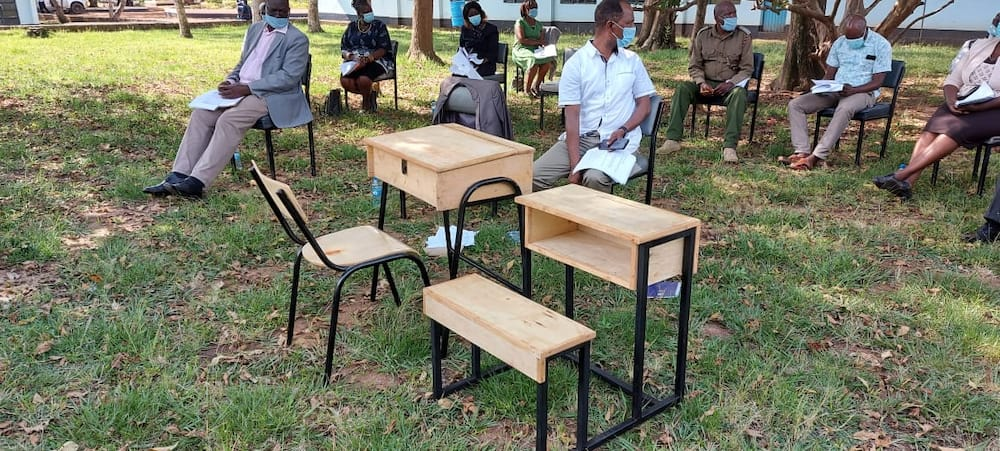 Schools reopening: Gov't bans games, assemblies and varies breaktime in new regulations