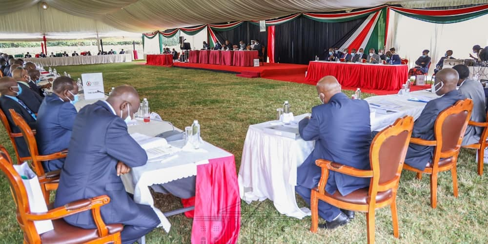 National, county govts agree on gradual reopening of economy in meeting attended by Uhuru and Ruto