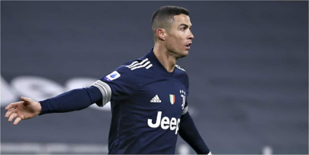 Cristiano Ronaldo's 759 goals is now tied for most strikes in football
