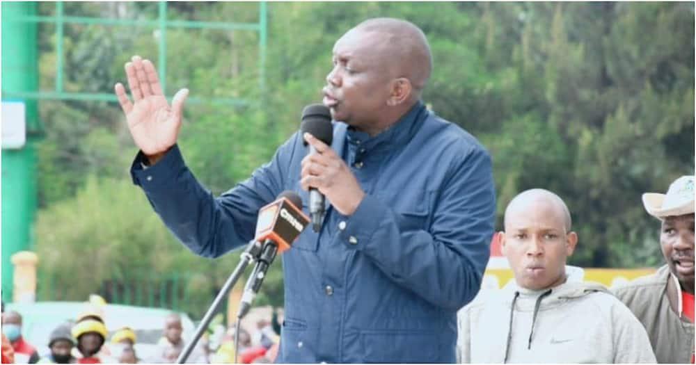Walinzi wa Rais Uhuru wakamatwa nyumbani kwa Mbunge Oscar Sudi