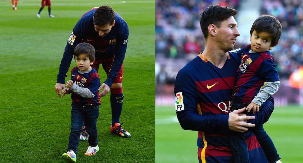 Lionel Messi celebrates 20 years since joining Barcelona