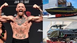 Conor McGregor Excited as His KSh 386 Million Luxurious Lamborghini Yacht Is Finally Completed