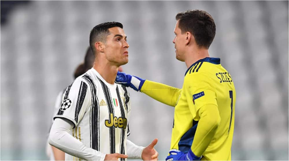 Porto knock Cristiano Ronaldo, Juventus out of the UEFA Champions League