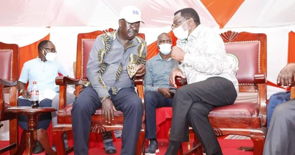 James Orengo hints Uhuru Kenyatta, Raila Odinga handshake in trouble
