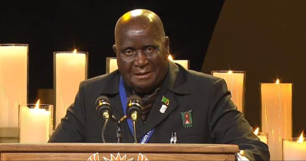 Kaunda has died aged 97 years.