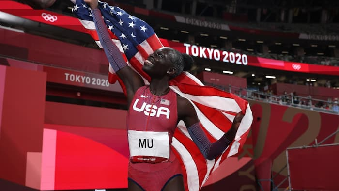 Athing Mu: Teen with Sudanese Heritage Wins Gold for USA in Women's 800m