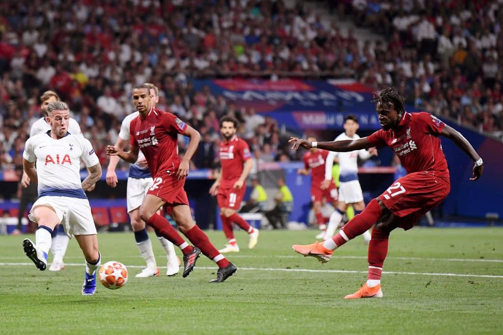Tottenham vs Liverpool: Liverpool defeat Spurs 2-0 to win ...