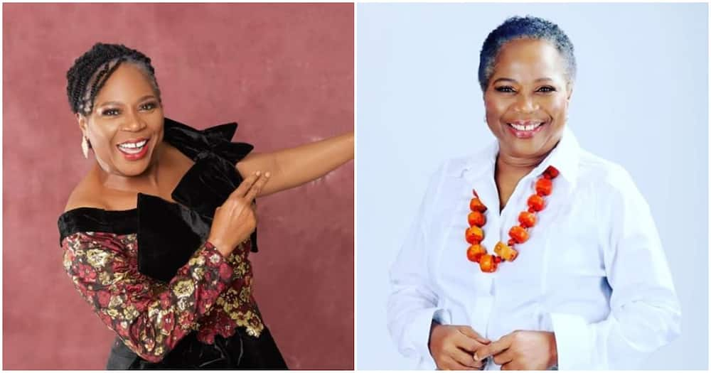 Legendary singer Onyeka Onwenu finally opens about her life and marriage to Muslim man