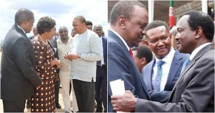 Uhuru asks leaders to stop asking him for favours during funerals