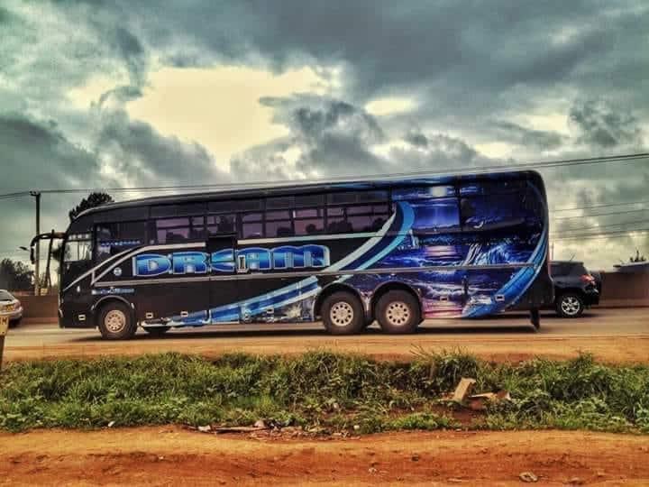Dreamline buses online booking
