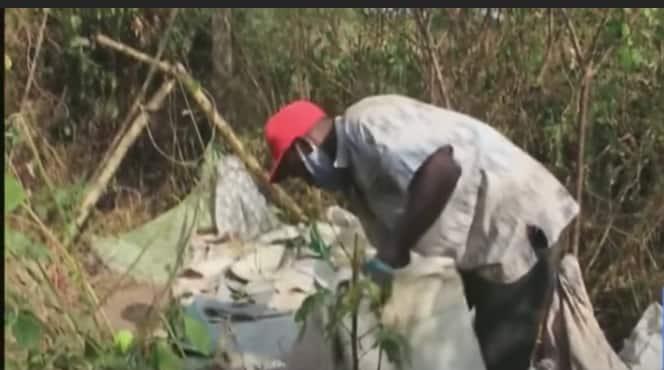 Familia Nairobi yalazimika kuishi msituni baada ya kulemewa na kodi ya KSh 1,500