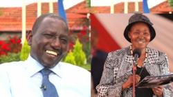 Sally Kosgei akinzana na DP Ruto kuhusu hotuba ya Uhuru 2002