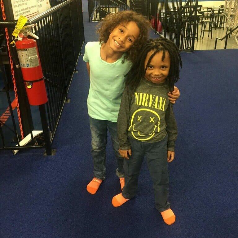Lil Wayne's kids pictures