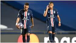 Neymar Reacts to PSG's Champions League Collapse vs Man City