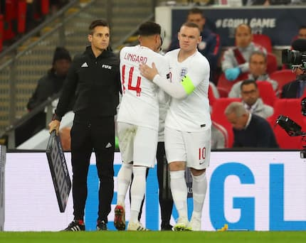 England beat USA 3-0 in Wayne Rooney's testimonial game at Wembley Stadium