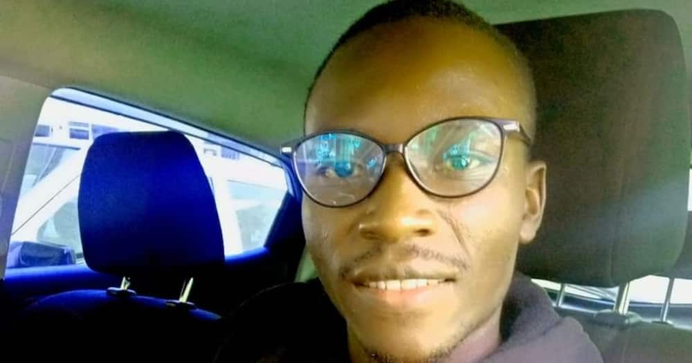 Exclusive: Kenyan Taxi Driver Forced to Work with Baby in Backseat Because He Can't Afford Daycare