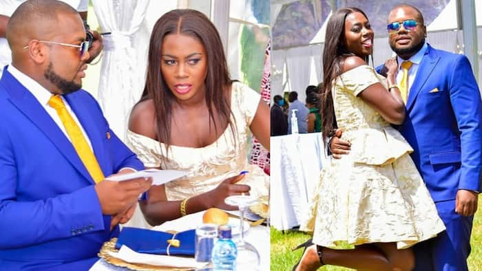 Akothee Says She Won't Hide Her Relationship with Nelly Oaks, Prays They Get a Child Soon