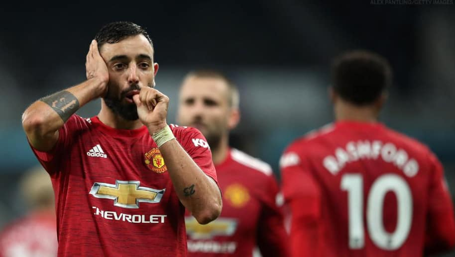 Manchester United come from behind to seal emphatic 4-1 victory over Newcastle